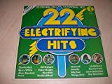 CLIFF RICHARD.STEALERS WHEEL.STRING DRIVEN THING.MUNGO JERRY.ALVIN STARDUST.FOCUS.RONNIE LANE.NAZARETH.GEORDIE.LINDISFARNE.BLUE MINK. 22 ELECTRIFYING HITS. 1974 K-TEL VARIOUS ARTISTS VINYL LP (NOT CD)