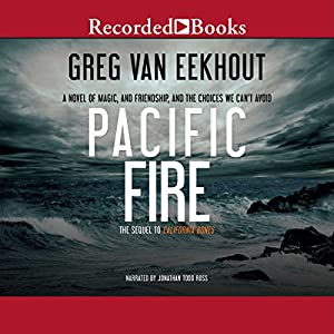 Pacific Fire Audiobook