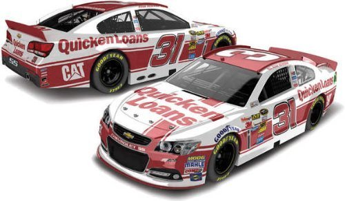 ryan-newman-lionel-1-64-quicken-loans-31-diecast-2014-by-lionel-nascar-collectibles