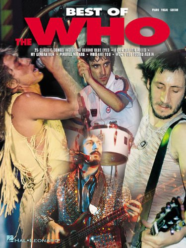 WHO: THE BEST OF THE WHO