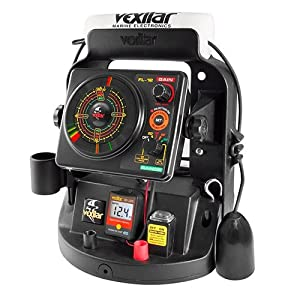 Vexilar UP1212D FL-12 Ultra Pack 12-Degree Ice-Ducer Combo with DD-100 by Vexilar