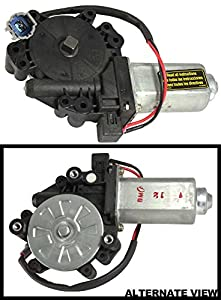 Apdty 112594 Power Window Motor Rear Left