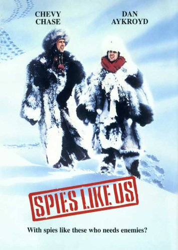 Spies Like Us (1985) 27 x 40 Movie Poster - Style A