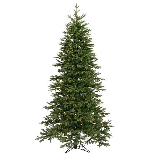 75-Pre-lit-Balsam-Fir-Medium-Profile-Christmas-Tree-Multicolor