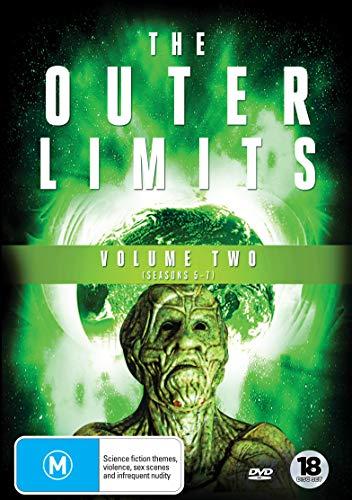 DVD : The Outer Limits: Volume Two (seasons 5-7) (Australia - Import, NTSC Region 0)