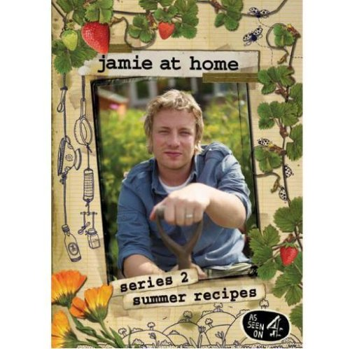 Jamie Oliver - Jamie At Home - Series 2 - Summer Recipes [2007] [DVD]