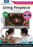 Screen Dreams: Living Fireplace, Vol. 2