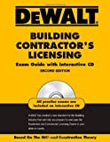 DEWALT Building Contractor's Licensing Exam Guide - 2nd Edition