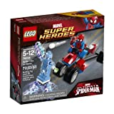 LEGO Super Heroes 76014 Spider-Trike vs. Electro Marvel Ultimate Spider-Man