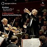 ブルックナー : 交響曲 第1番 ハ短調 WAB101 (ウィーン稿1891) (Bruckner : Symphony No.1 ''Vienna'' version, 1891 / Claudio Abbado , Lucerne Festival Orchestra) [輸入盤]