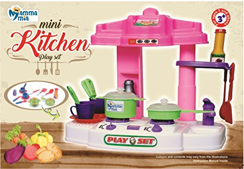 INSTABUYZ MINI KITCHEN SET PLAYING TOY FOR KIDS