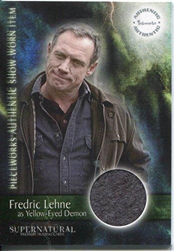 Supernatural Season 2pieceworks Karte pw-13Shirt getragen von benchley Lehne