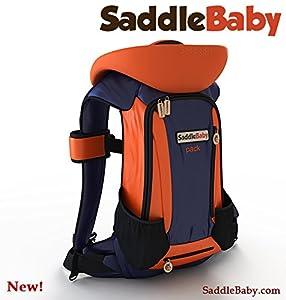 SaddleBaby Shoulder Carrier-*Pack Model by Quail Development LLC
