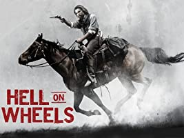 Hell on Wheels - Season 3 [OV]