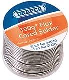DRAPER 100G REEL OF K60/40 TIN / LEAD SOLDER WIRE(DRAPER SW 2A)
