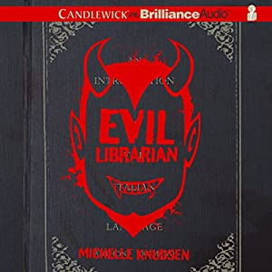 Evil Librarian Audiobook