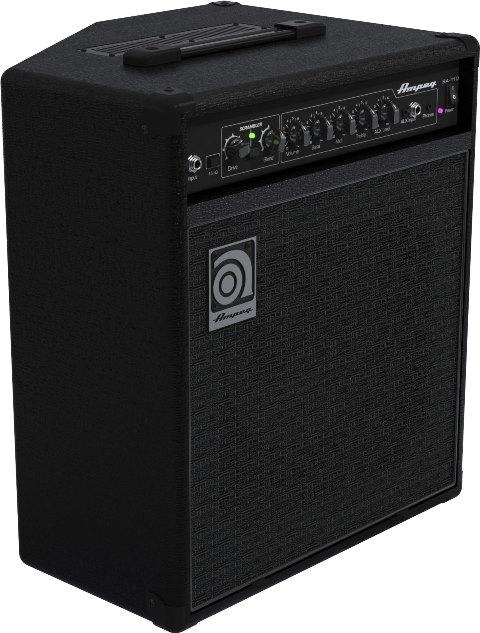 ampeg ba110v2 1 x 10 inch combo bass amplifier musical instruments. Black Bedroom Furniture Sets. Home Design Ideas