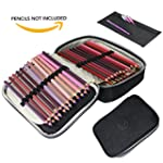 Pencetti Deluxe Pencil Case with Comp...