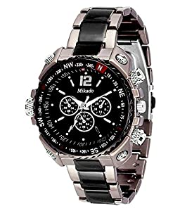 Royal men collection chronograph pattern analog watch for Men and boys
