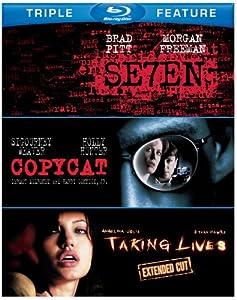 Seven & Copycat & Taking Lives [Blu-ray] [US Import]