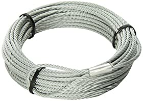 WARN 60076 ATV Replacement Wire Rope