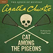 Cat Among the Pigeons: A Hercule Poirot Mystery | [Agatha Christie]