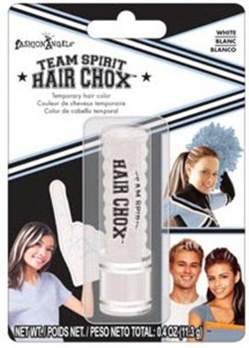 Fashion Angels Team Spirit Hair Chox-White - 1