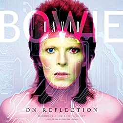 David Bowie On Reflection (Hardback Book Plus 2 DVD) by David Bowie