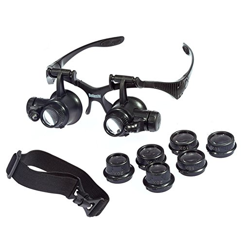 Beileshi-Glsses-Magnifier-10x-15x-20x-25x-LED-Illumination-Double-Eyes-Jewelry-Magnifying-Loupe-Eyeglass-Repair-Tools-for-Miniature-Engraving