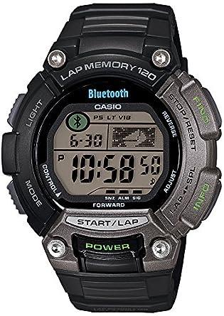 【クリックでお店のこの商品のページへ】[カシオ]CASIO 腕時計 PHYS Bluetooth搭載 STB-1000-1JF メンズ: 腕時計通販