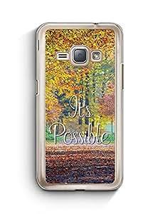YuBingo It's Possible Designer Mobile Case Back Cover for Samsung Galaxy J1 2016