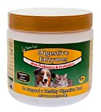 NATURVET 978047 Enzymes and Probiotics for Pets, 8-Ounce