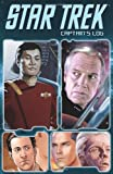 img - for Star Trek: Captains Log book / textbook / text book