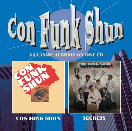 Con Funk Shun-Con Funk Shun and Secrets-CD-FLAC-2013-WRE Download