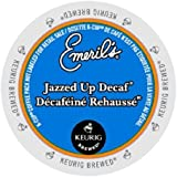 Emeril's Jazzed Up Decaf Coffee K-Cup Portion Pack for Keurig Brewers 96-Count