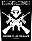 Iron Maiden - A Matter Of Life And Death - Backpatch