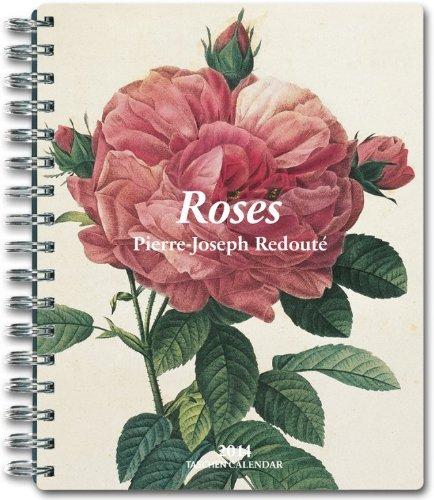 Roses. Pierre-Joseph Redoute 2014