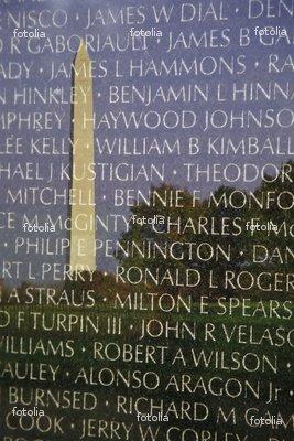 "Wallmonkeys Peel and Stick Wall Graphic - Vietnam and Washington - 36""H x 24""W"