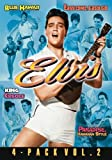 Elvis Four-Movie Collection, Vol. 2 (Blue Hawaii / Easy Come, Easy Go / King Creole / Paradise, Hawaiian Style)