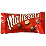 Mars Maltesers, 1.3-ounces (Pack of 25)
