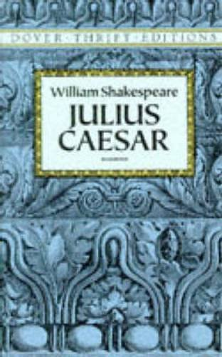 A brief biography of william shakespeare and an analysis of the play julius caesar