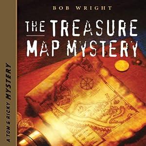 The Treasure Map Mystery Audiobook