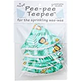 Pee-pee Teepee / Cello Bag / Jungle