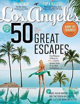 1-Yr Los Angeles Magazines Subscription
