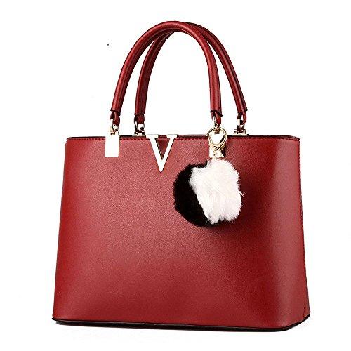 koson-man-femme-simple-mode-sacs-bandouliere-sac-a-poignee-superieure-sac-a-main-rouge-rouge-kmukhb2