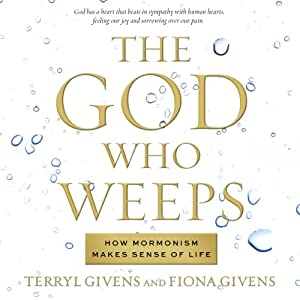 The God Who Weeps Audiobook
