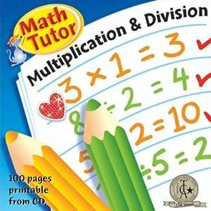 Math Tutor Multiplication & Division