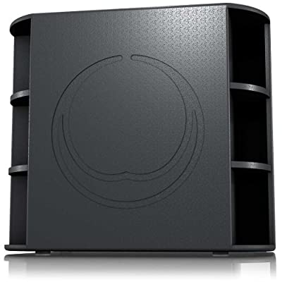 Turbosound M18B 2200-Watt Powered 15-Inch Subwoofer from MUSIC Group Commercial LU Sarl