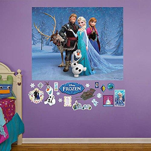 Fathead Disney Frozen Mural Real Big Wall Decal