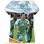 Werder Bremen Kalender/ Fussball Kalender/ Trikotkalender/ Trikotkalender Werder Bremen 2016